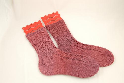 Шаблон для носков своими руками 37